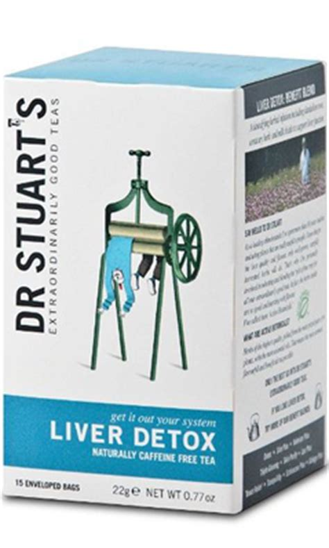 Dr Rubin On Liver Detox by Liver Detox Tea 15 Bag 16 80ea From Dr Stuarts