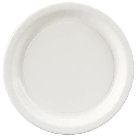 Paper Plates - white paper plates 7 quot