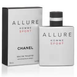 Chanel allure homme sport eau de toilette 100ml peter s of