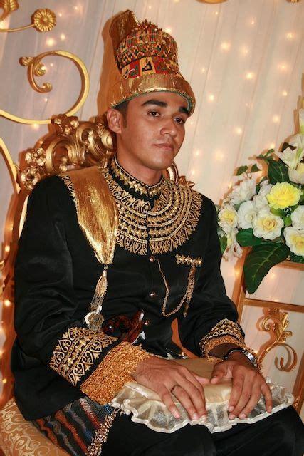Baju Adat Aceh Laki Laki fitinline pakaian adat aceh
