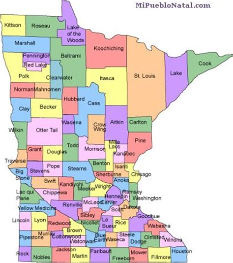 mn county map mn county map quotes