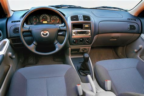 Mazda 323f Interior by Mazda 323 Hatchback Review 1998 2003 Parkers