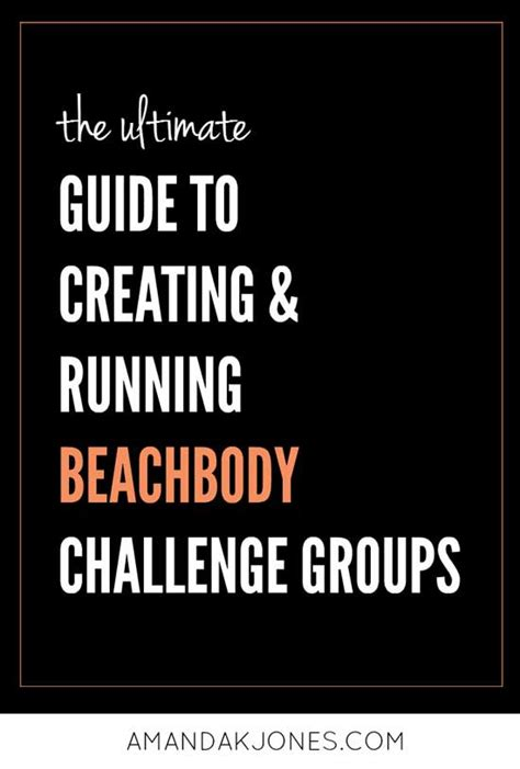 beachbody challenge names the ultimate guide to beachbody challenge groups