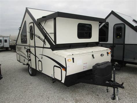 2017 forest river flagstaff hard side popup campers