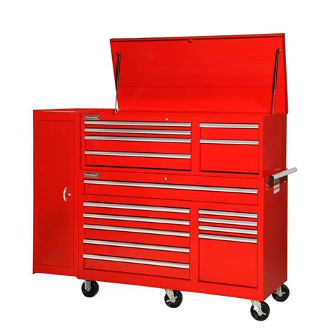 Cabinet And International by Shop International Tool Storage 16 Drawer Bearing