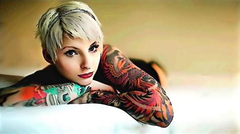 sexy tattoo girls wallpaper hd 72 images