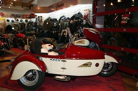 Neue Motorrad Gespanne by Neu Indian Chieftain Gespann