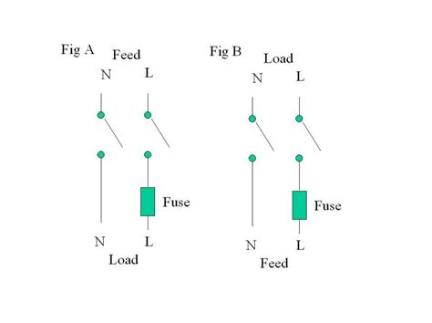 pole isolating switch wiring diagram 43 wiring