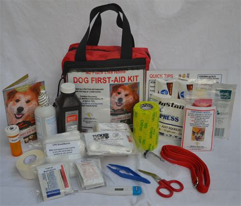 dogs aid deluxe aid kit