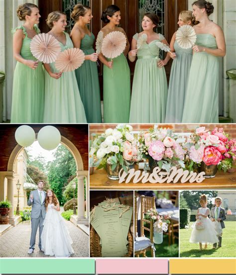 spring wedding color ideas 2015   Tulle & Chantilly