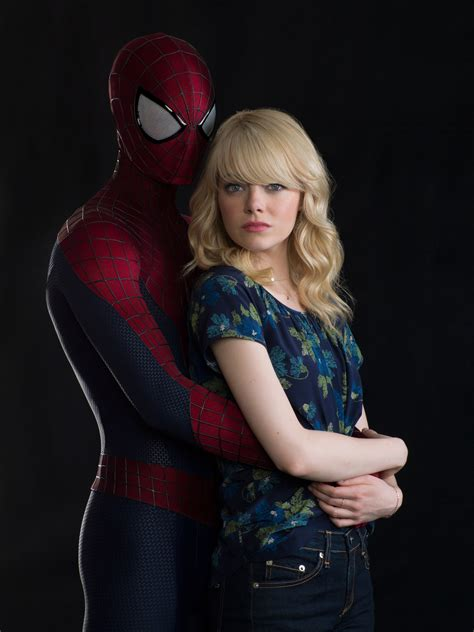emma stone poster emma stone the amazing spider man 2 posters and