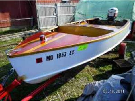 1952 chris craft 14ft kit boat powerboat for sale in missouri - Chris Craft Kit Boats