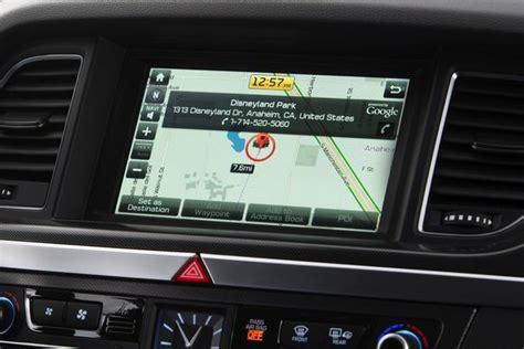hyundai blue link navigation hyundai blue link adds search capability autotrader