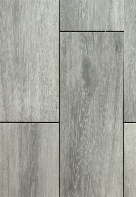 niove silver faux wood 7 x 20 ceramic floor tile carpetmart com