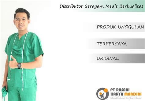 toko jual seragam medis harga murah rasani medika