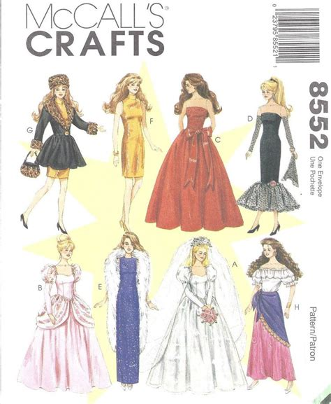 clothes pattern images search results for vintage barbie doll free clothes