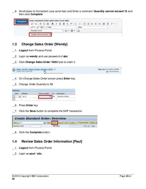 ibm bpm workflow sap guided workflow in ibm bpm