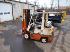 Nissan Forklifts Forklifts And Orderpickers