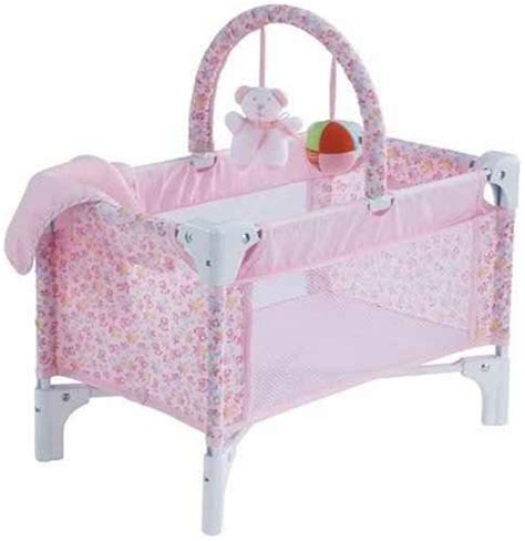 Adorable Baby Doll Crib Baby Doll Furniture Accessories Baby Dolls Cribs