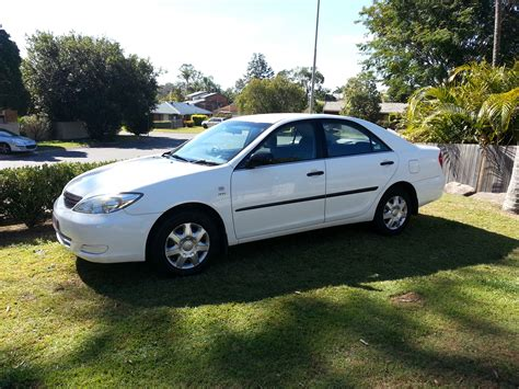 2002 Toyota Camry Altise 2002 Toyota Camry Altise Acv36r For Sale Qld Brisbane