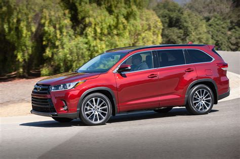Southwest Toyota 2017 Toyota Highlander Reviews And Rating Motor Trend