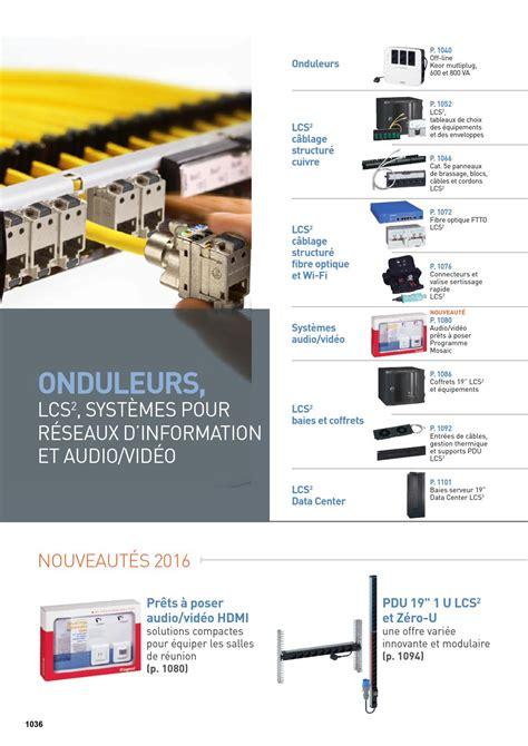 Serrure Electrique 1072 by Legrand Onduleurs Lcs2 Syst 232 Mes Pour R 233 Seaux D