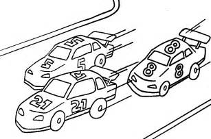 color race cars race car coloring pages coloring ville