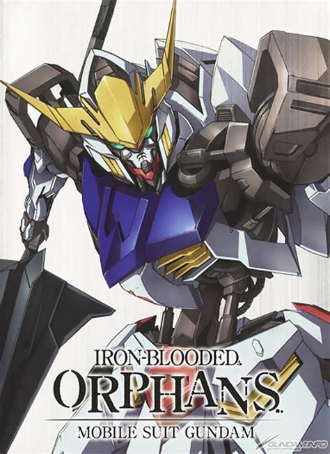Kaos Anime Gundam Iron Blood Orphan Tekkadan Logo Gundam Mobile Suit Gundam Iron Blooded Orphans