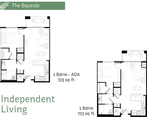 spacious floor plans spacious floor plans the pointe independent living