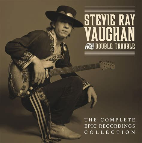 stevie ray vaughan double trouble  complete epic recordings collection elmore magazine