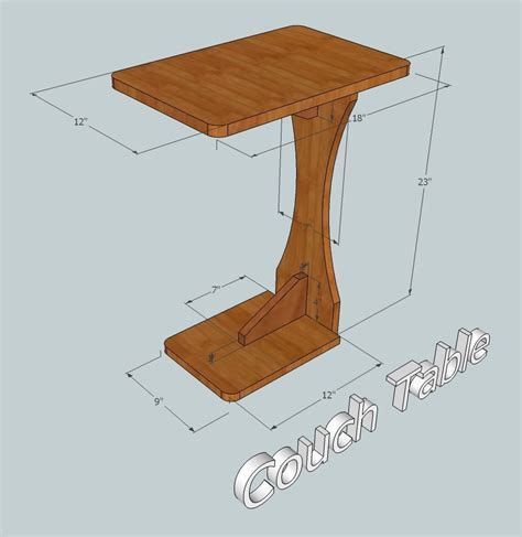 tray table woodworking plans