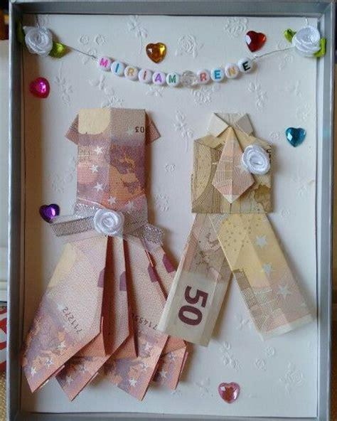 Geldgeschenk Hochzeit by Best 25 Geldgeschenke Hochzeit Basteln Ideas On