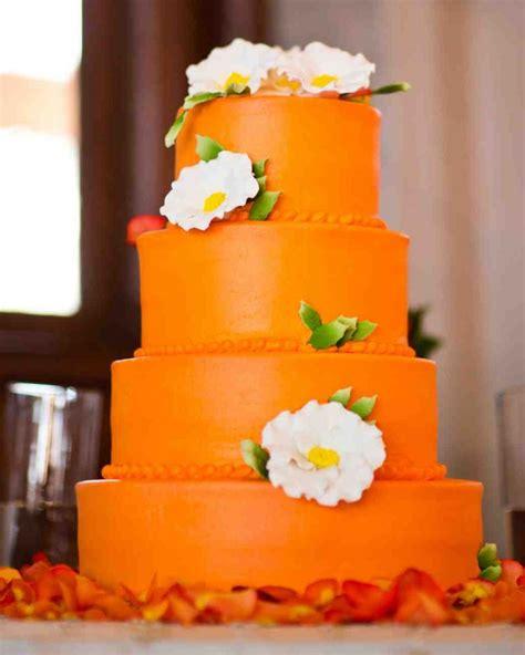 Hochzeitstorte Orange by Orange Wedding Cake A Wedding Cake