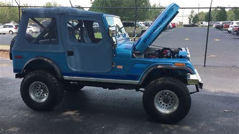jeep renegade cing 1978 jeep cj7 renegade