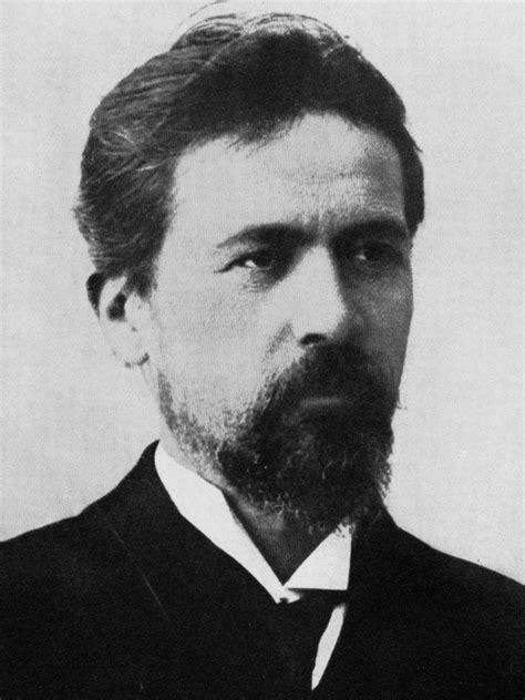 Anton Chekhov - Wikipedia