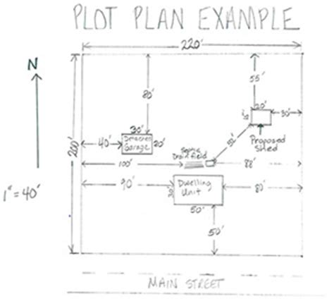 house plot plan exles exle of a plot plan pictures to pin on pinterest pinsdaddy