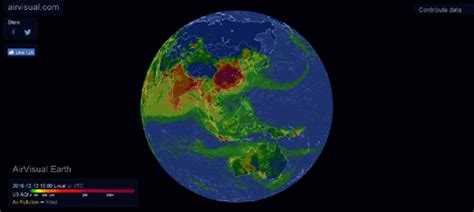 earth 3d map live maps mania live air pollution maps