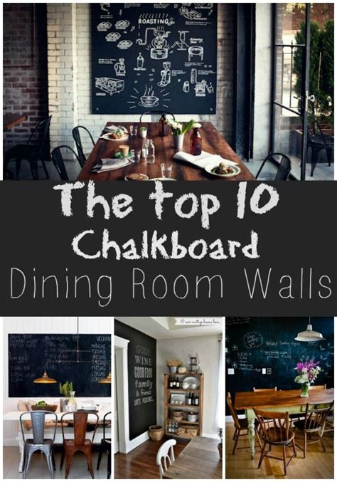 dining room chalkboard trend to love dining room chalkboard walls chalkboard