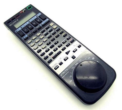 Remote Tv Sony Rmt Tx110p original sony remote rmt v474 vtr tv onlineshop