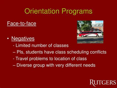 Orientation Programme For Mba Students Ppt by Ppt Competency And Proficiency Assessment Of Animal Care