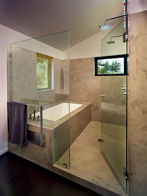 room with bathtub room with 18 bicycles incorporated into active couples house modern house designs
