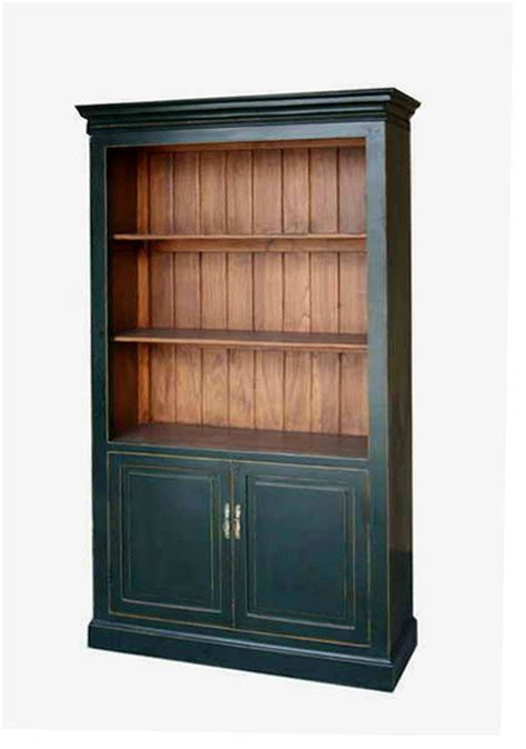 black bookcase storage display cabinet asian