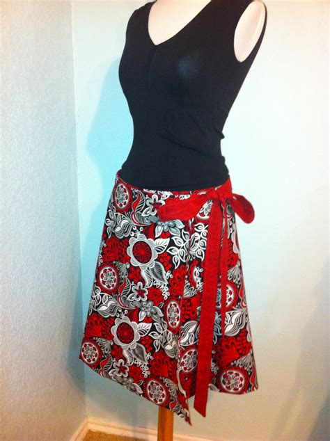 free pattern wrap skirt super easy wrap around skirt my sewing room pinterest