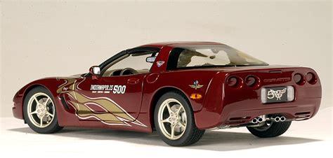autoart  chevrolet corvette indianapolis  pace car