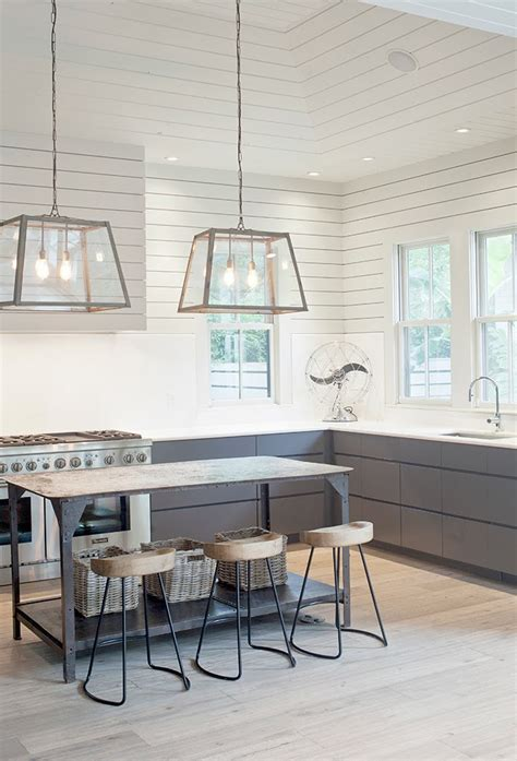 modern farmhouse kitchen la dolce vita farmhouse style two ways