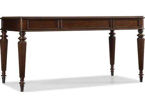 writing desk 60 x 30 hooker furniture dark wood 60 l x 30 w rectangular