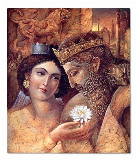 darius king emperor darius the great darius i with his mighty