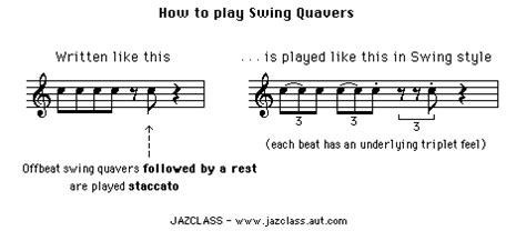 swing quavers jazclass in focus 5