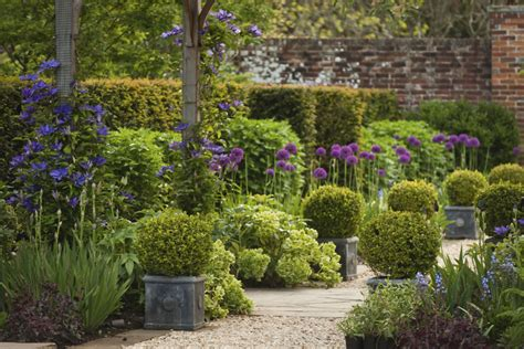 walled garden photo gallery wickham house