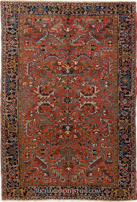 Persin Rugs by Traditional Heriz Rug C54i0562